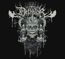 Metalocalypse Dethklok Shirt by jillexdxdxdxd