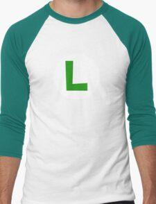 Super Mario Luigi Icon T-Shirt