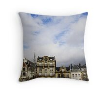 Travel shot (Saint Quentin  France)  Throw Pillow