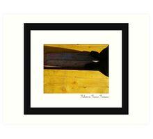 November - Franco Fontana Art Print