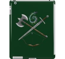 Dungeons & Dragons Weapons iPad Case/Skin