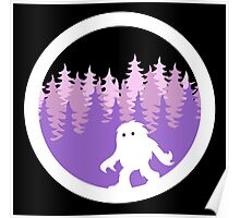 Canadian Everyday - Yeti By Night Logo - Canada Day Poster