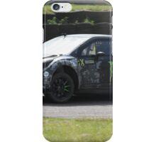 Liam Doran - Citroen DS3 WRC iPhone Case/Skin