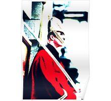 Queen's Guard Poster