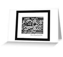 April - Margaret Bourke-White Greeting Card