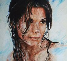 Sandra Bullock by kadiliis