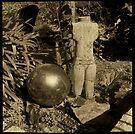 Gazing Ball by Barbara Wyeth