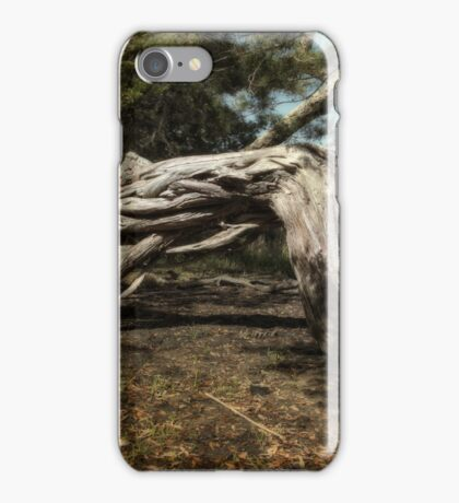 gnarled and twisty iPhone Case/Skin