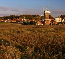 Cley, Norfolk by Roger Butterfield