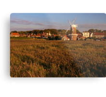Cley, Norfolk Metal Print