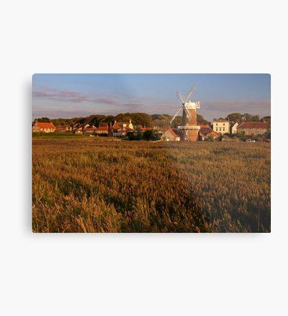 Cley, Norfolk Metal Print