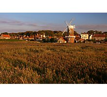 Cley, Norfolk Photographic Print