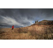 Lone Soldier Photographic Print