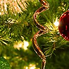 Christmas Twirl by Pamela Hubbard