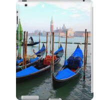 Giudecca Canal - Venice, Italy iPad Case/Skin