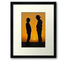 A Moment of Love!!!! Framed Print