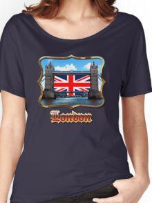 Tower Bridge - London, UK Women's Relaxed Fit T-Shirt