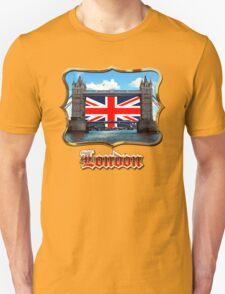 Tower Bridge - London, UK Unisex T-Shirt