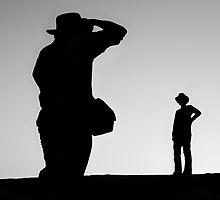 The Photographer in Action by Mukesh Srivastava