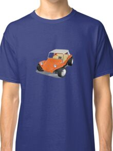 Dune Buggy Orange Manx Classic T-Shirt