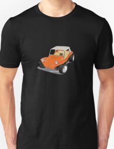 Dune Buggy Orange Manx T-Shirt