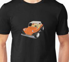 Dune Buggy Orange Manx Unisex T-Shirt