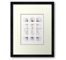 The Beauty of Genetics Framed Print