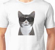 Coolest Cat In Town Unisex T-Shirt