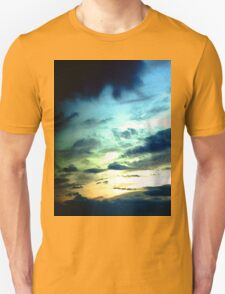 Green Sunset T-Shirt
