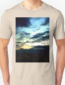 November Sunset Unisex T-Shirt