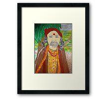 A Sage Framed Print