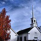 Sutter Creek Methodist Church by NancyC