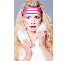 legally blonde Photographic Print