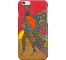 Masai - Mother & Child iPhone Case/Skin