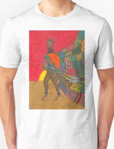 Masai - Mother & Child T-Shirt