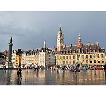 Lille, France 2 Photographic Print
