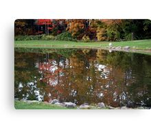 Nature's Call Canvas Print