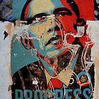 Obama  by Alastair McKay
