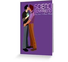 Science Boyfriends Greeting Card