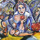 Snow White  by Reynaldo
