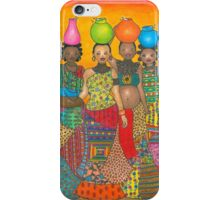Water Carriers iPhone Case/Skin