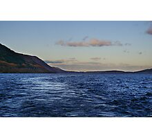 Loch Ness at Dusk II Photographic Print