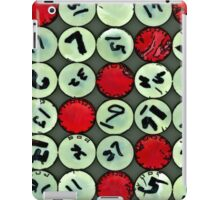 Let The Chips Fall iPad Case/Skin