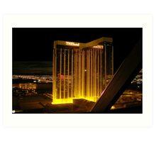 THEhotel Las Vegas Photo Art Print