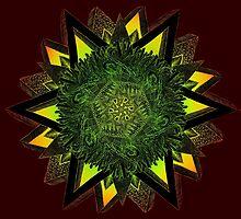 Exagonal Star by Axseru