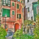 San Rocco Di Camogli by oreundici