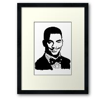 Carlton Banks Framed Print