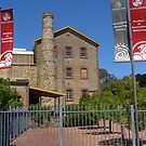 Rear of National Motor Museum! Birdwood. Sth Australia. by Rita Blom