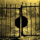 SPOOKY GATE by manumint
