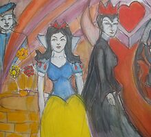 Snow White by Anthea  Slade
